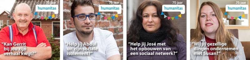 Humanitas Lelystad-Dronten advertenties