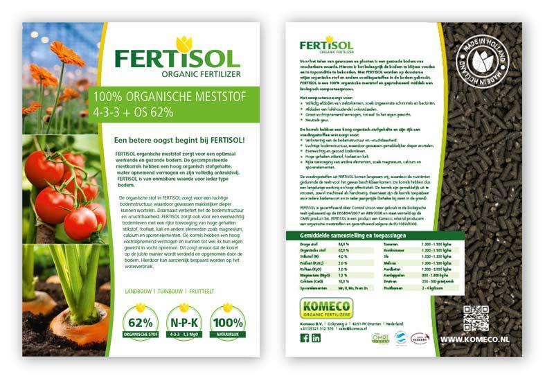 Komeco   Flyer Fertisol NL