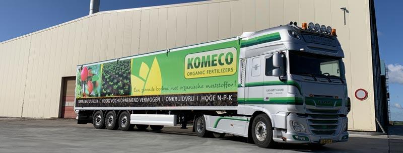 Komeco trailer